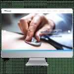 طراحی سایت پزشکی دکتر هروی