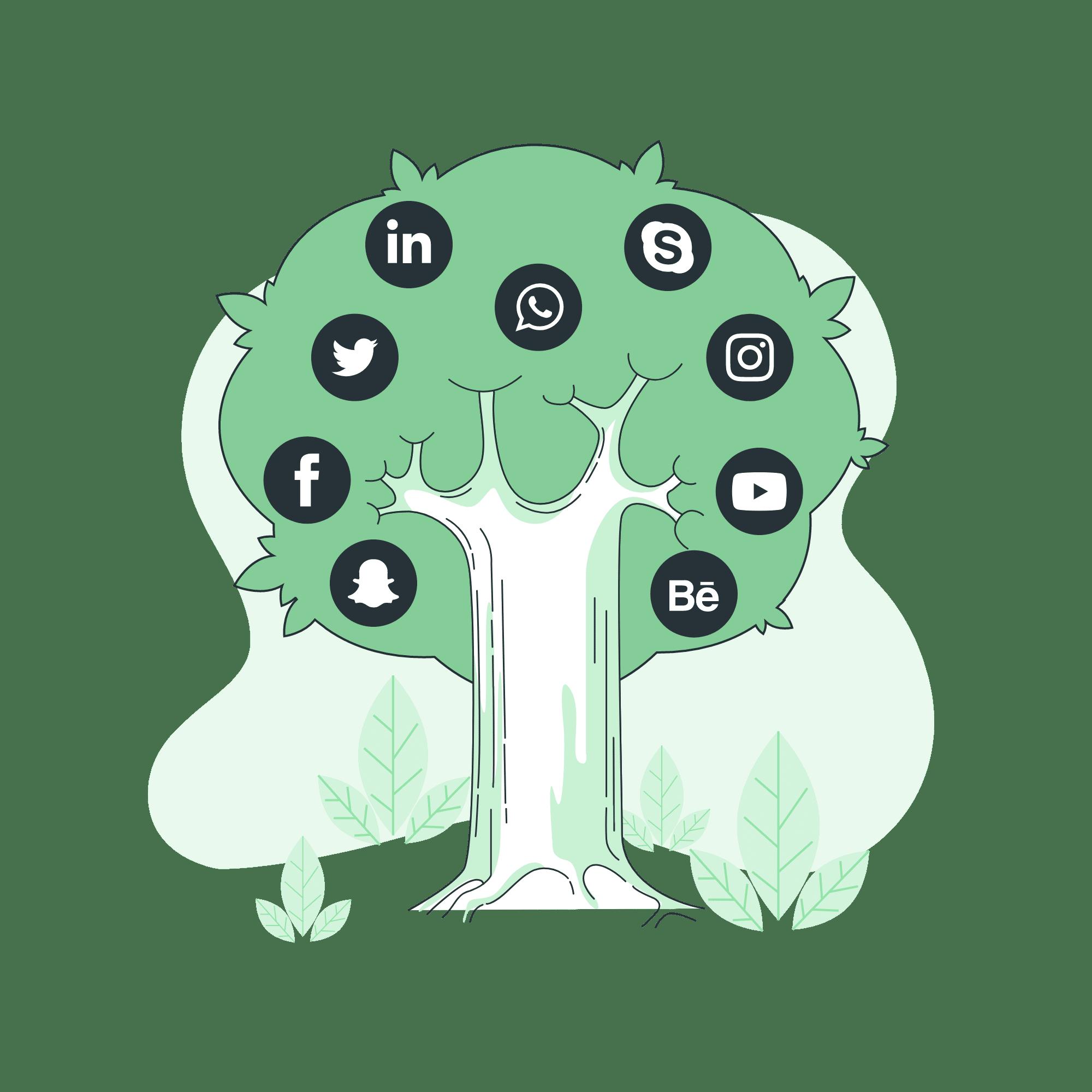 طراحی و توسعه شبکه های اجتماعی