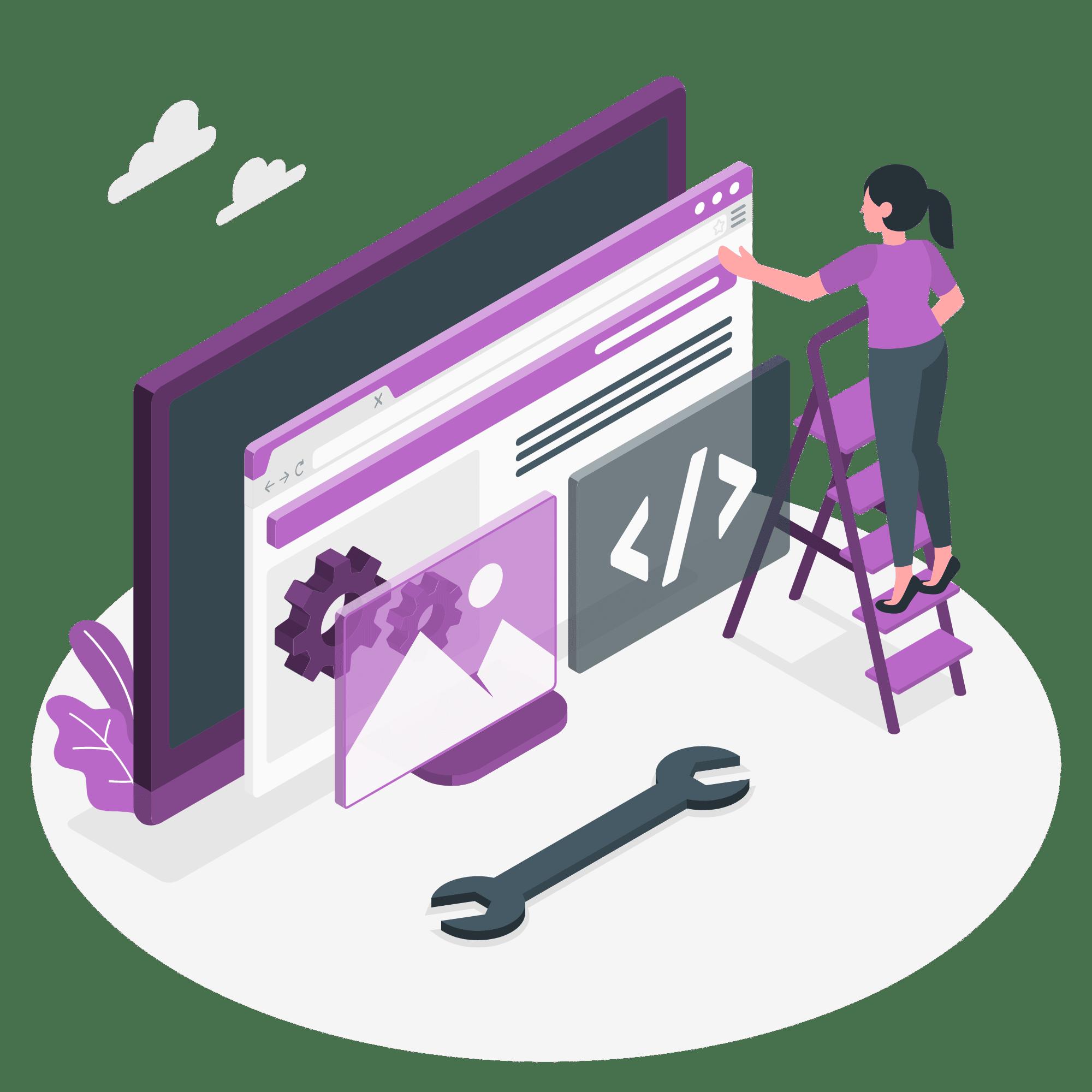طراحی سایت جدید در سال 2020