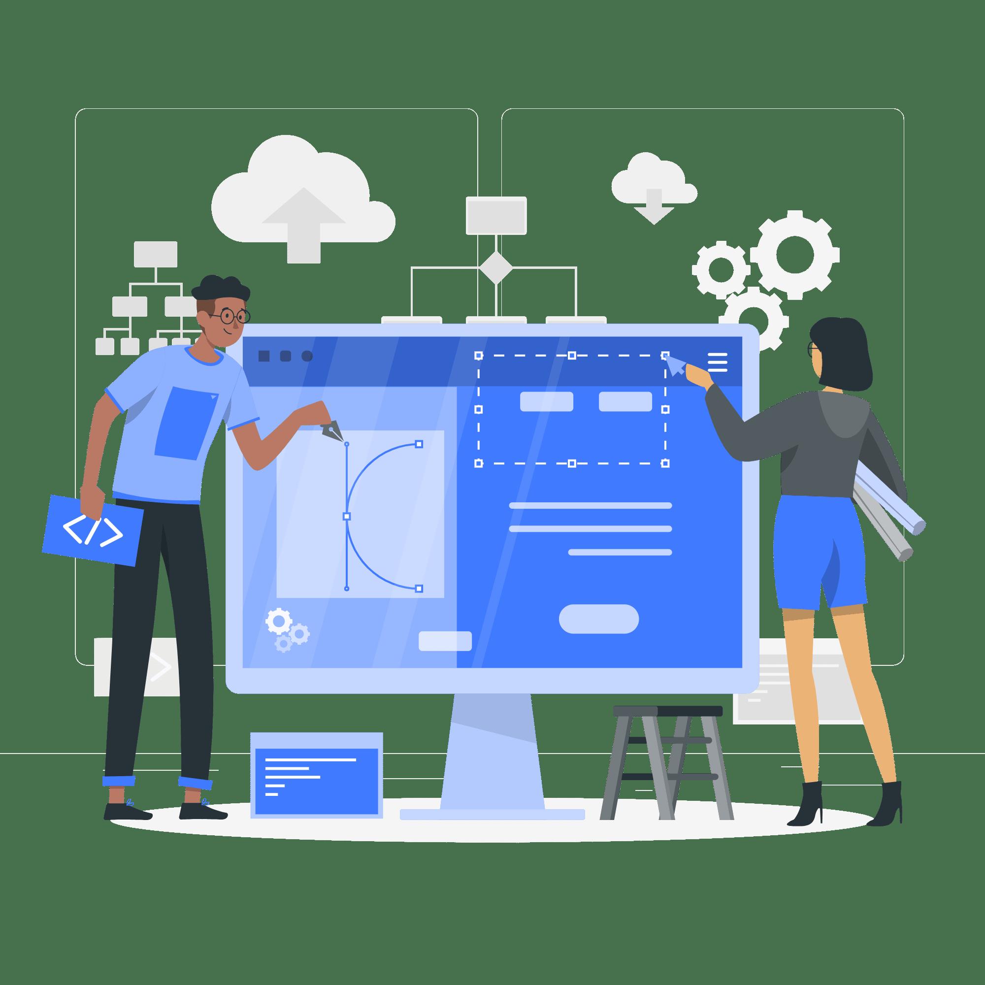 طراح سایت چه کاری انجام می دهد؟
