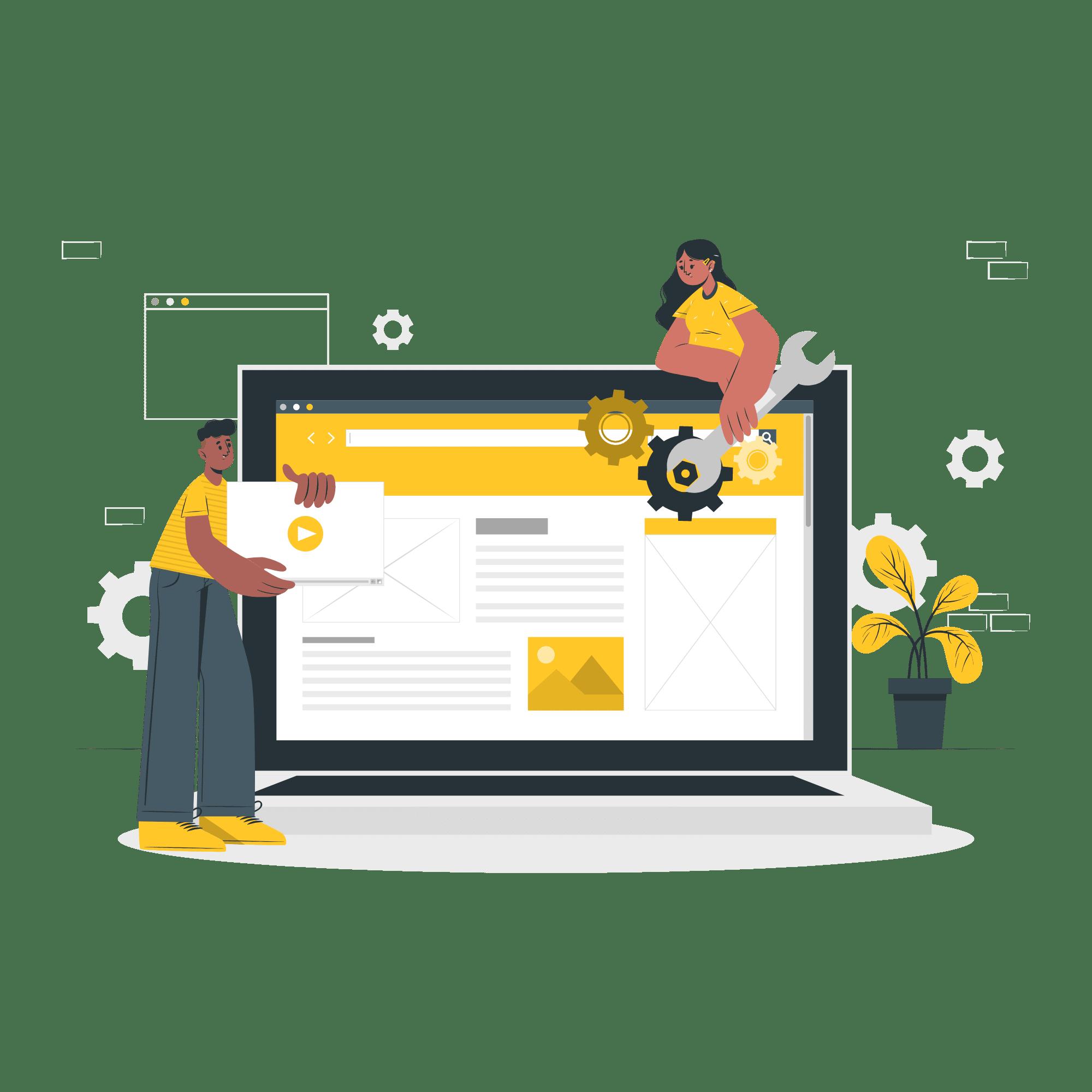 38 ایدۀ جذاب طراحی سایت که باعث می شود مردم رو آن کلیک کنند - قسمت دوم