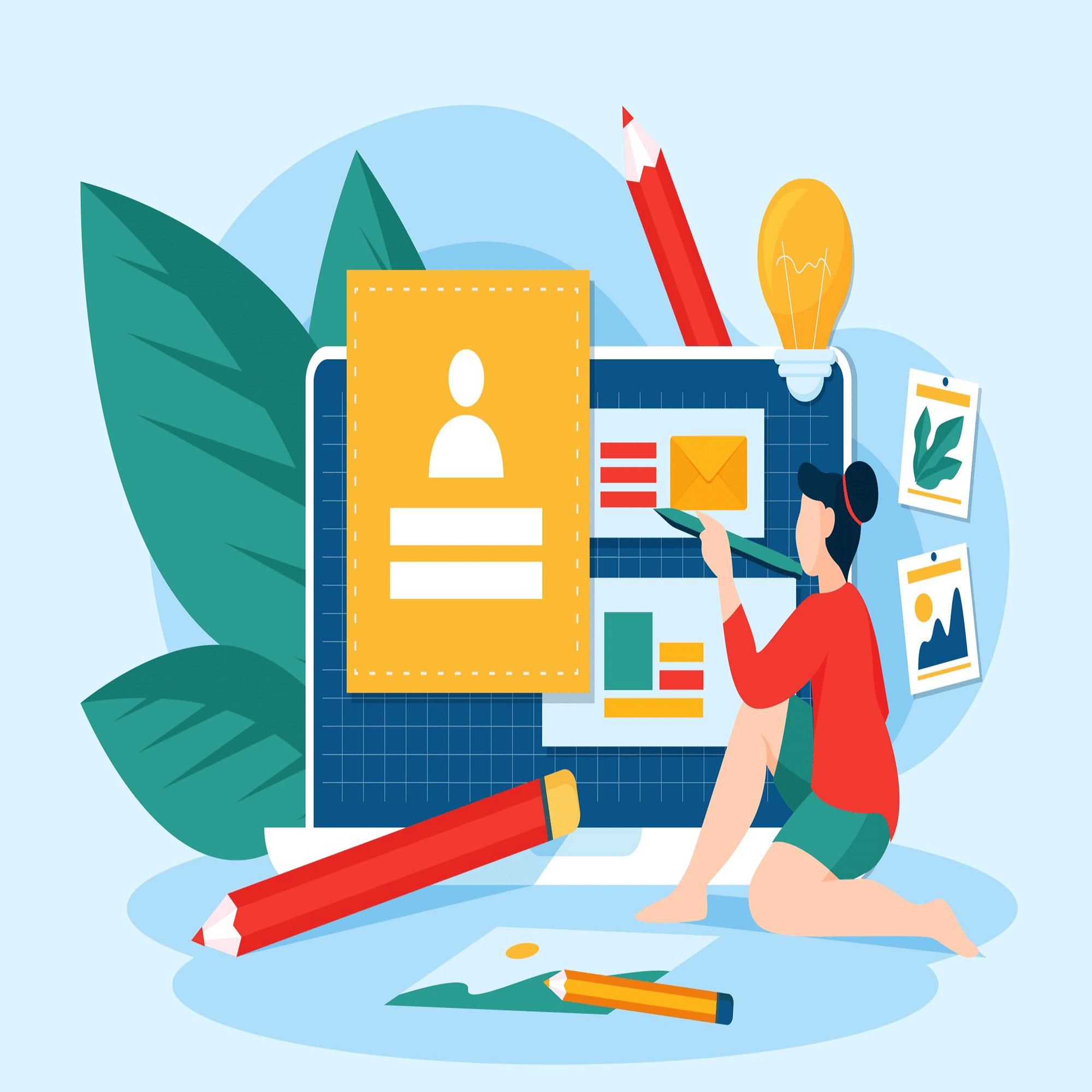 5 دلیل برای لزوم استخدام یک طراح وب حرفه ای