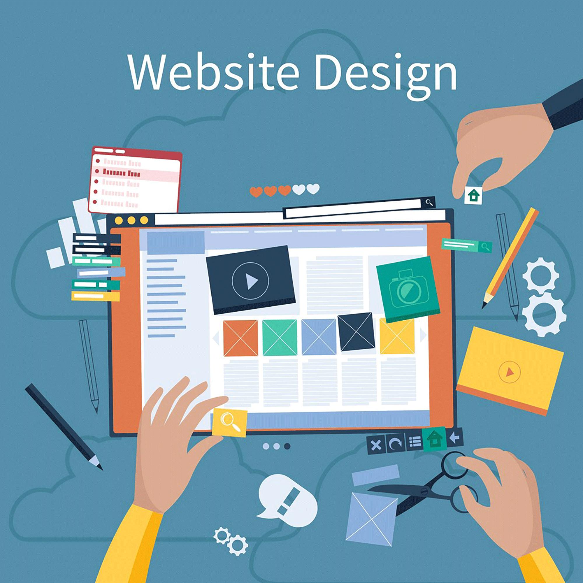 5 روش برای ایجاد وب سایتی با جذابیت بیشتر