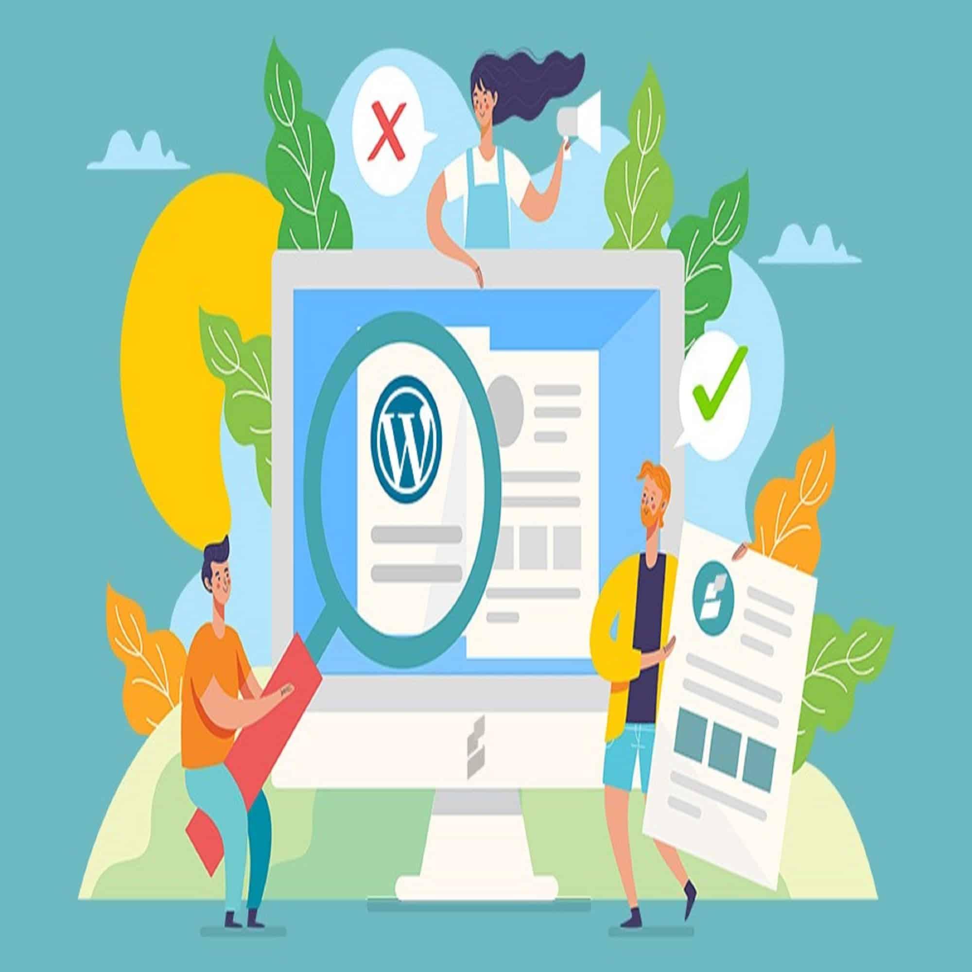 طراحی وب سایت خوب در مقابل طراحی وب سایت بد