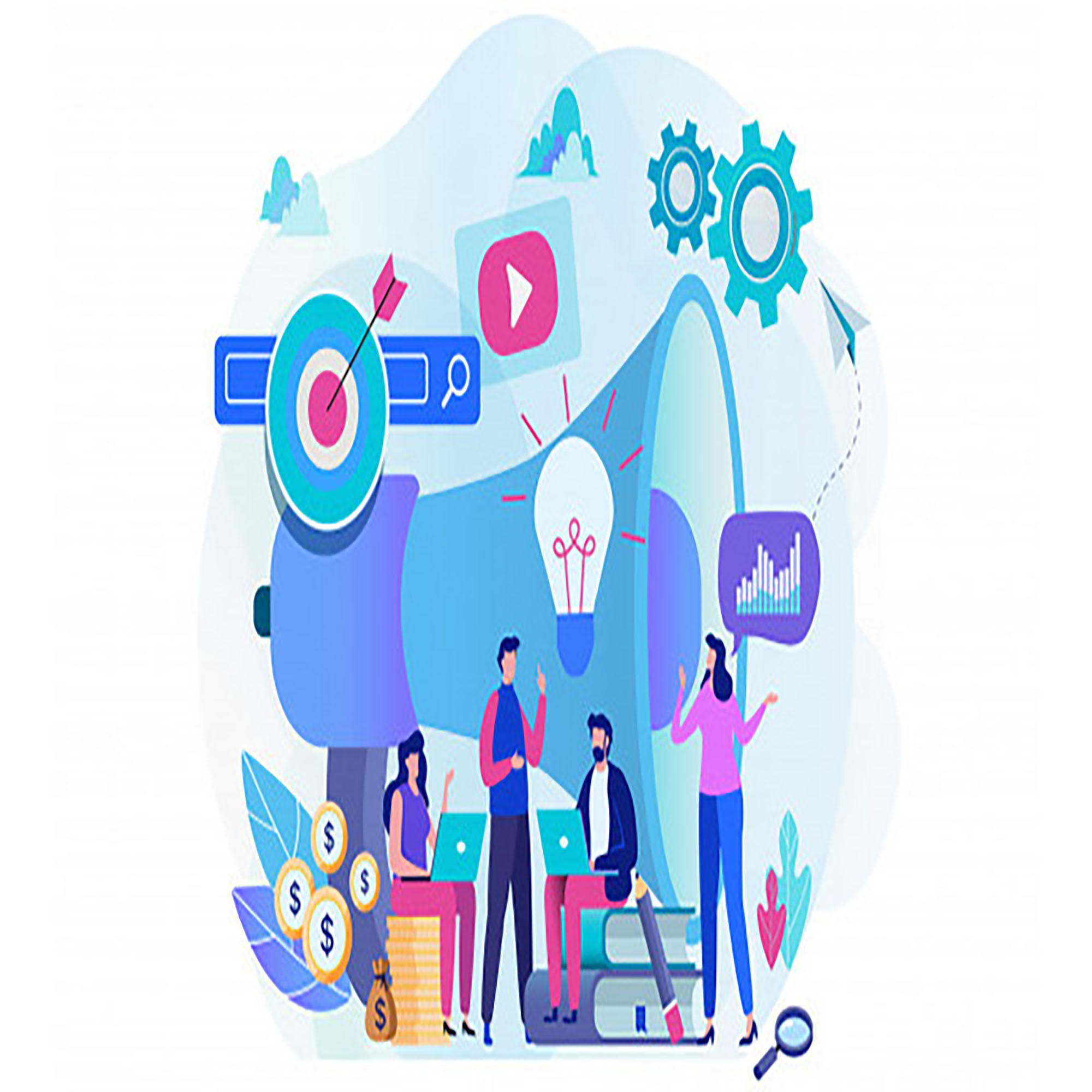 کسب و کار خود را آنلاین بازاریابی کنید